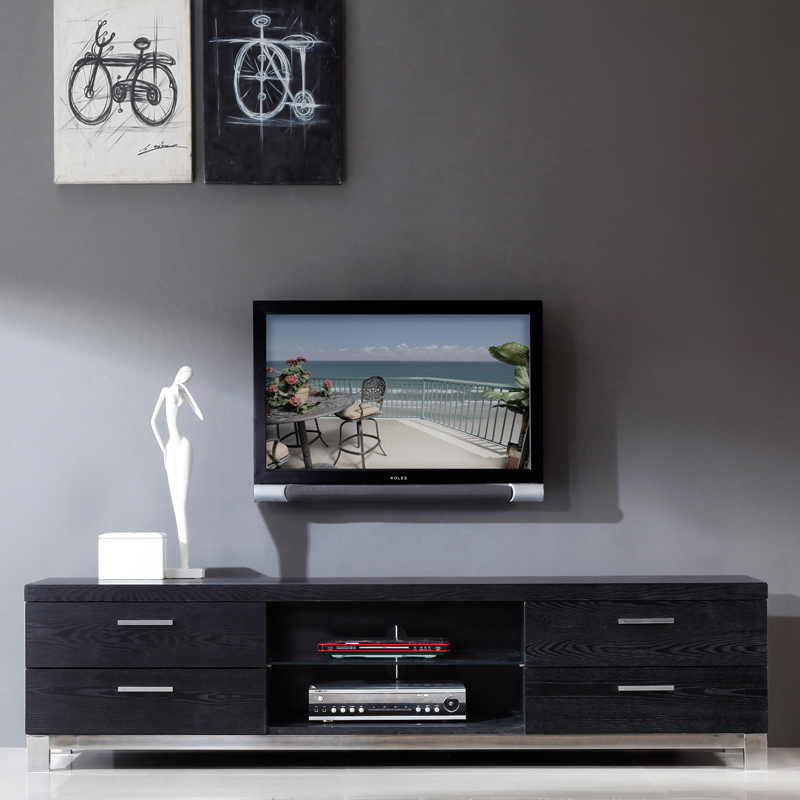 Modern Black Tv Stands