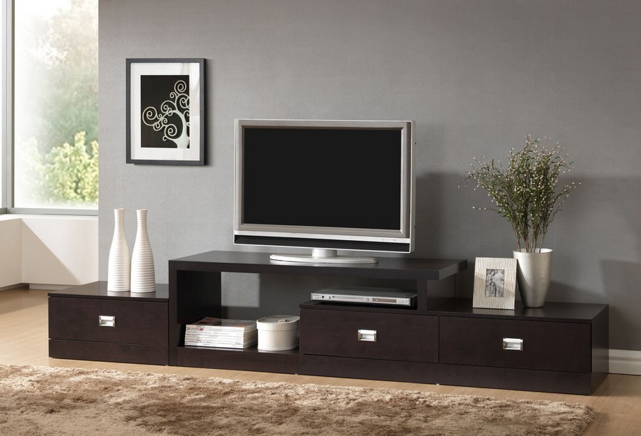 Modern Tv Stands Enchanced The Modern Living Room