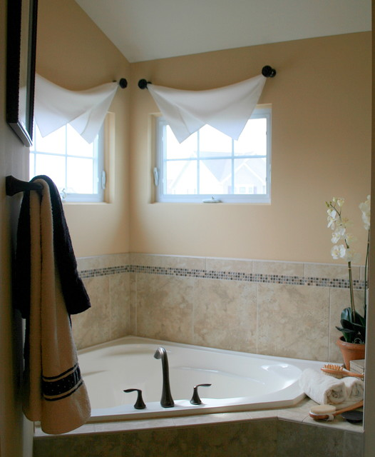 Bathroom Curtain Ideas For Windows