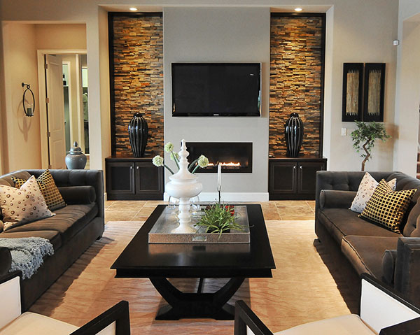 Home Decorating Living Room Ideas » InOutInterior